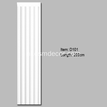 PU Pilaster-definitiearchitectuur